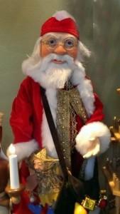 Weihnachtsmann Berlin -klein -